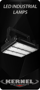 Led Industrial Lamps
